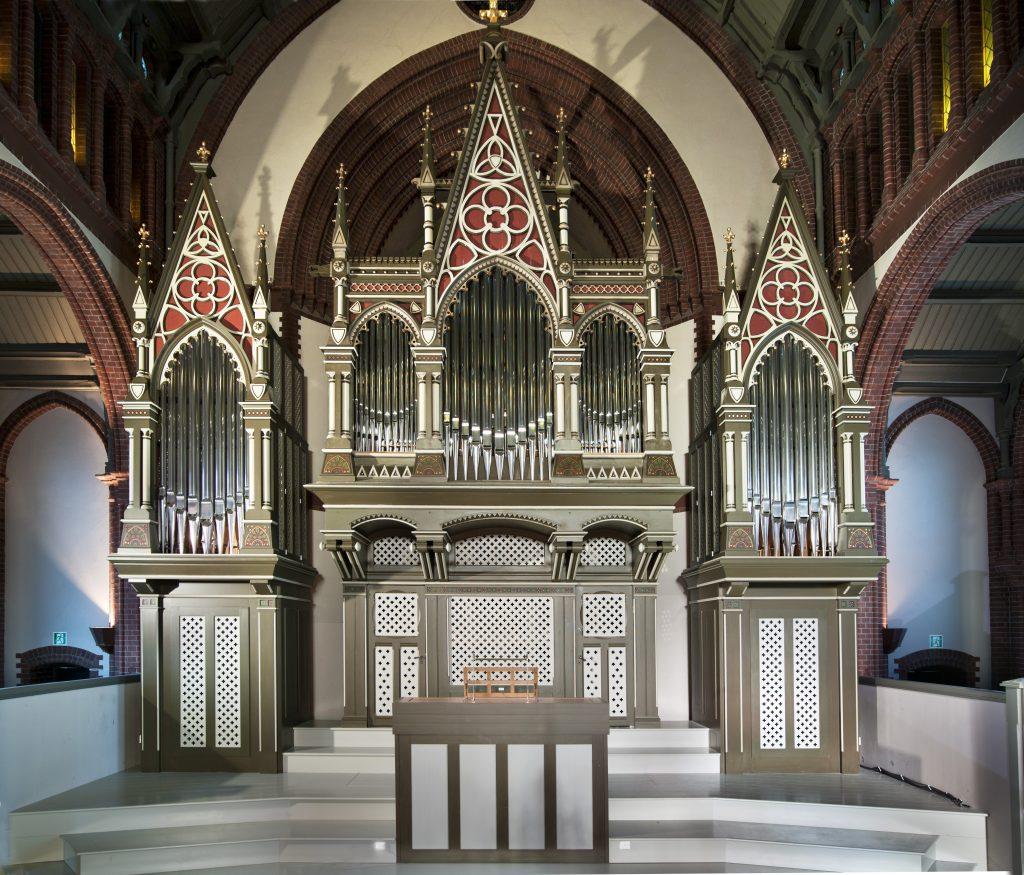 Orgelbau Mühleisen